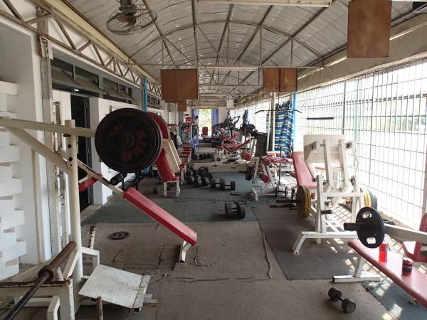 Træningscenter ved det olympiske stadion Phnom Penh