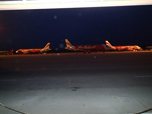 KL LCCT terminal - airasia fly