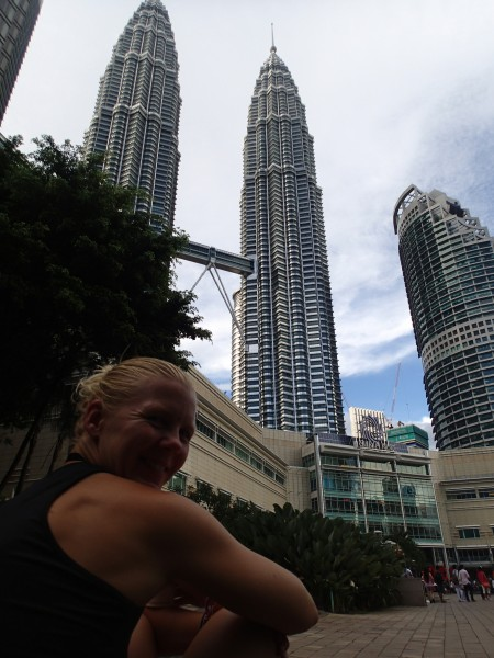parken ved petronas towers