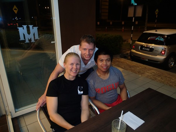 Brunei get together in KL