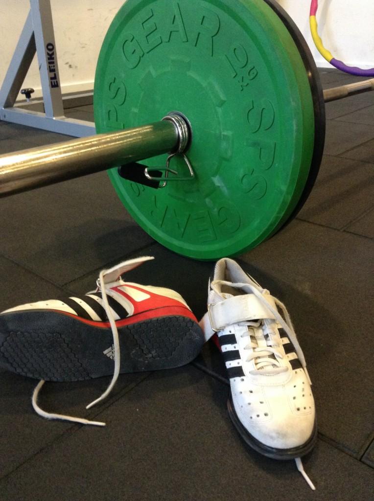 Vægtløftersko Adidas