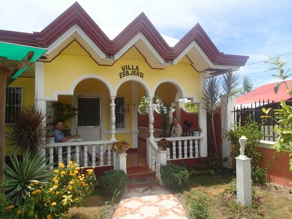 Villa Esbjerg i Bantayan