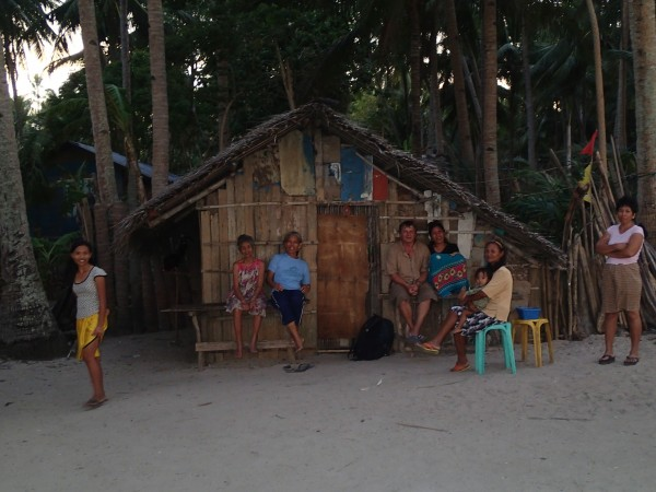 Lokale på Bantayan Island