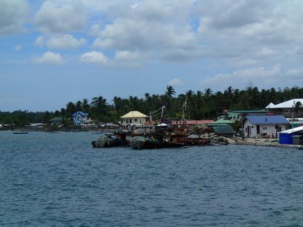 Båd fra Bantayan