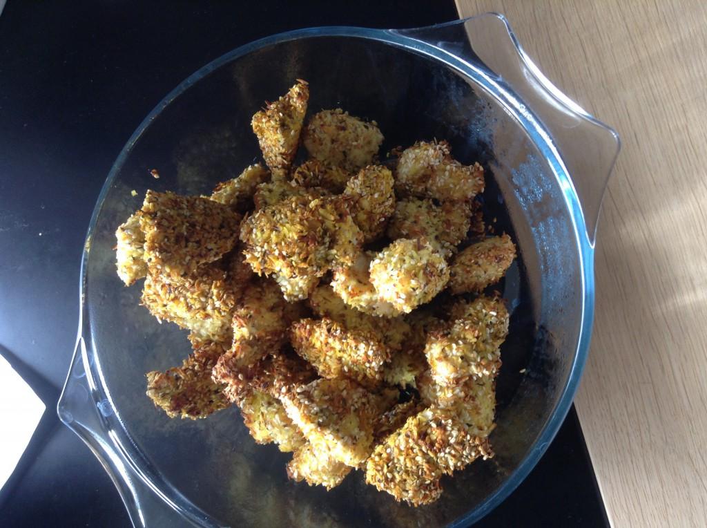 Kyllinge nuggets